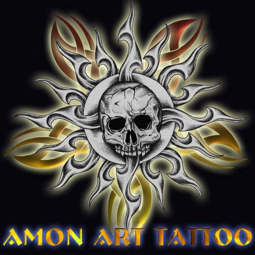 Amon Art Tattoo