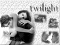 Bella and Edward - twilight-movie wallpaper