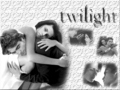 twilight-movie - Bella and Edward wallpaper