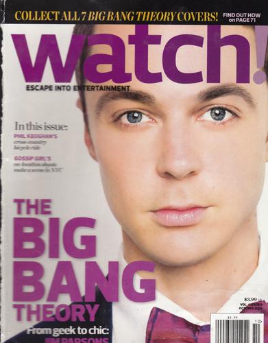 CBS Watch Magazine (Scans)
