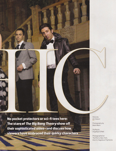 CBS Watch Magazine (Scans)