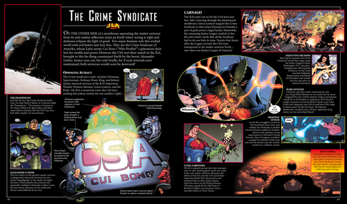 CSA: Crime Syndicate of America file