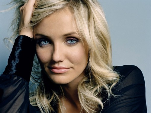 Cameron Diaz wallpaper with a portrait called Cameron pretty