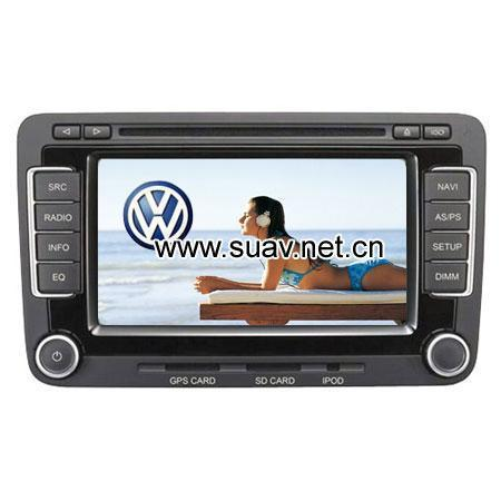 Volkswagen Car DVD GPS for VW Magotan,PASSAT B6,JETTA,GOLF,TIGUAN,EOS