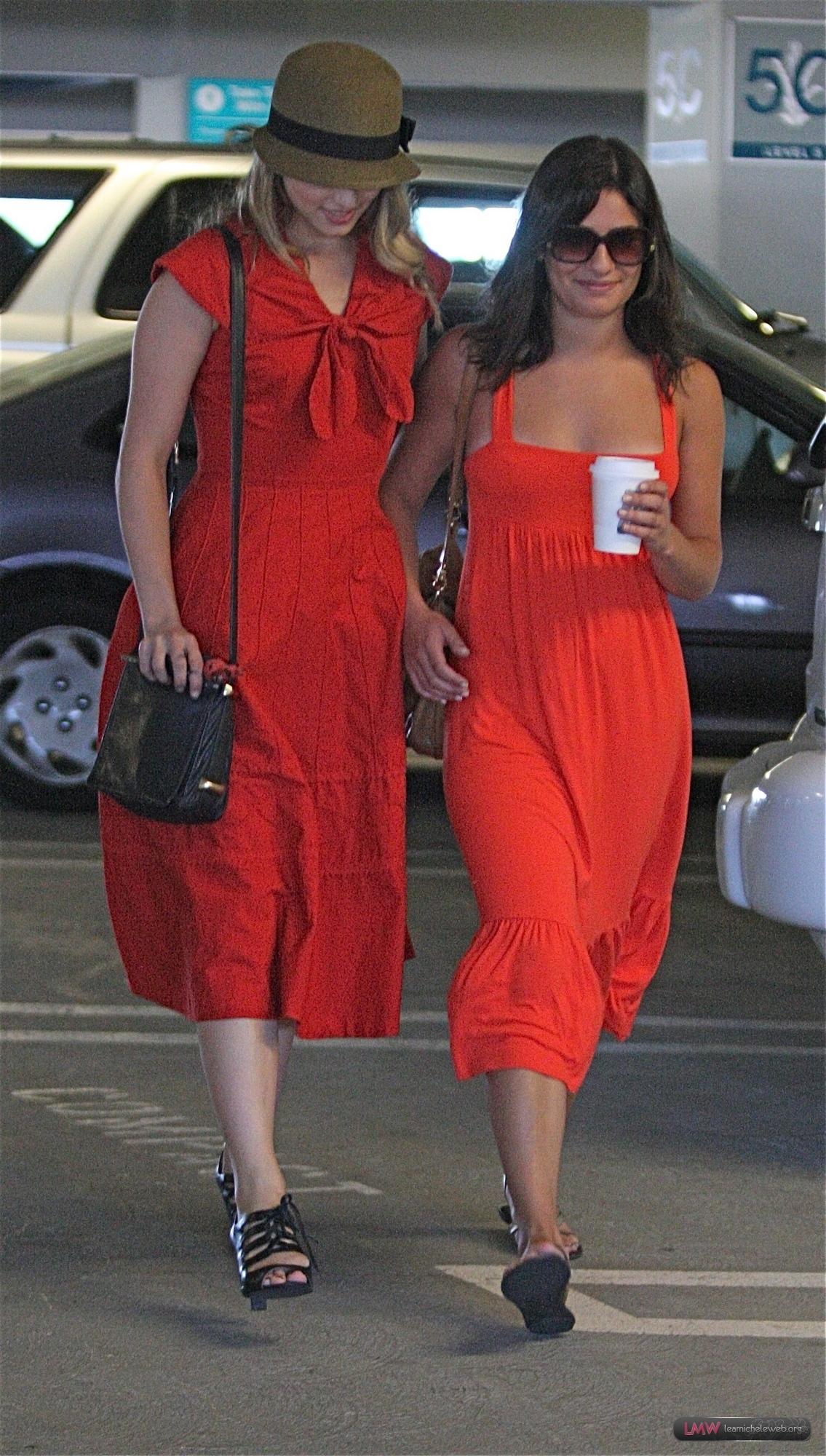 Dianna and Lea *BFF*