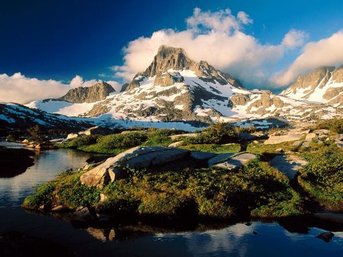 Great Mountains
