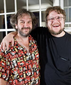 Peter Jackson & Guillermo del Toro