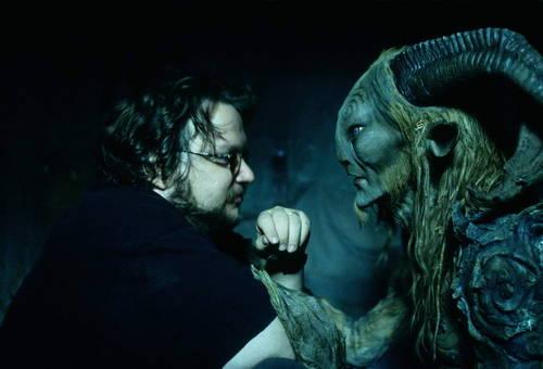 Guillermo del Toro & The Faun