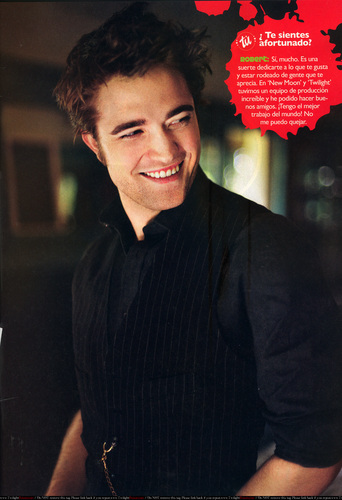 HQ ROb's photoshoot for TU Mag