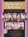Jim and Kaley (with the rest of TBBT cast) on Watch Magazine (scans)