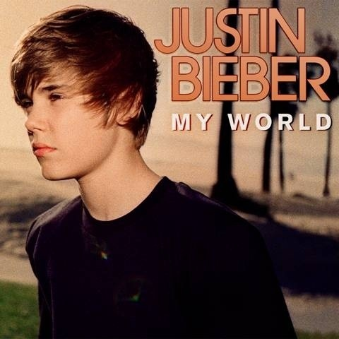 Justin Bieber's CD Cover!