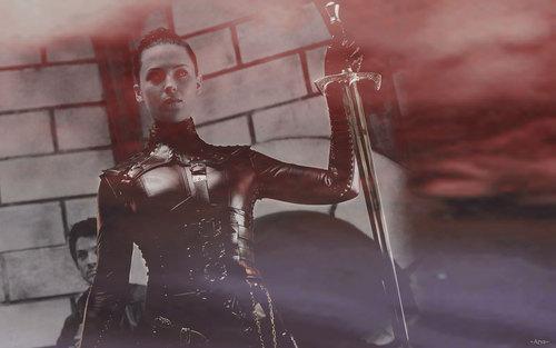 Kahlan aka Mord-Sith