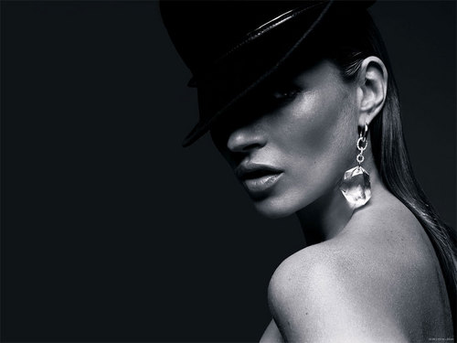 Kate Moss wallpaper possibly containing a fedora entitled Kate Moss