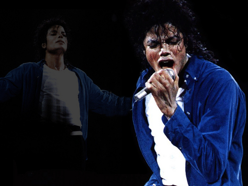 King of pop !