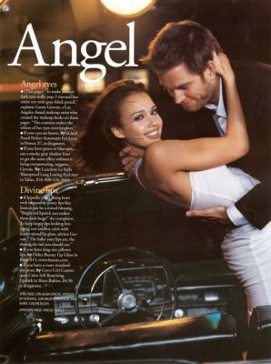 Michael - Dark Angel – Jäger der Finsternis - Glamour Magazine