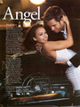 Michael - Dark Angel - Glamour Magazine  - michael-weatherly photo
