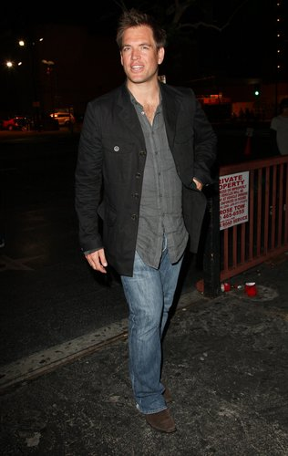 Michael Weatherly - Out-and-about - michael-weatherly Photo