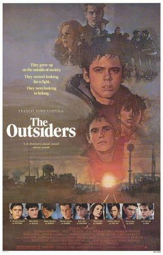 Movie or Book Cover - the-outsiders Photo