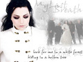 evanescence - My Last Breath wallpaper