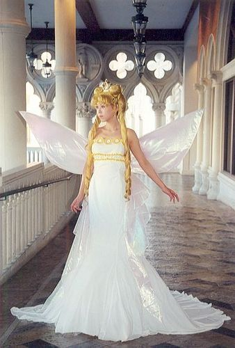 Neo Queen Serenity costume