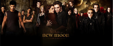 New Moon Mega Cast Poster