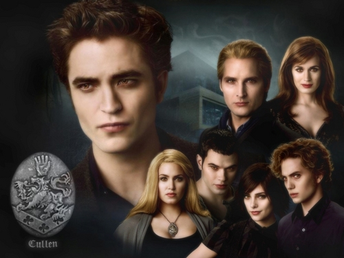 New Moon The Cullens