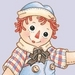 Raggedy Andy Icon - raggedy-ann-and-andy icon