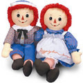 Raggedy Ann and Andy Dolls - raggedy-ann-and-andy photo