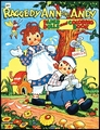 Raggedy Ann and Andy Paper Dolls - raggedy-ann-and-andy fan art