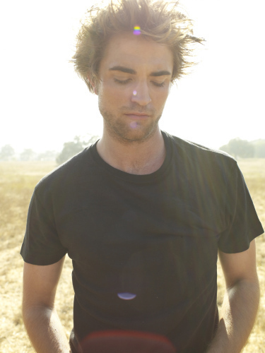 Rob Pattinson Outtake