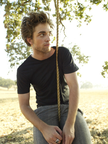 Rob Pattinson Vanity Fair Outtake