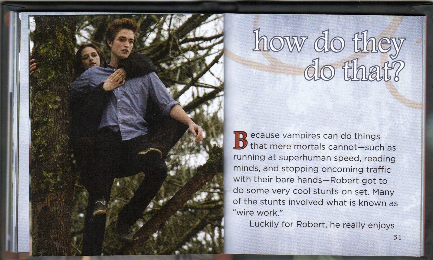 Rob's biography por Little Treasures