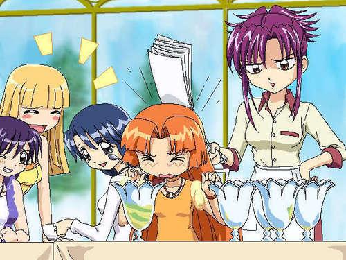 Noel/Karen/Coco/Nikora/Seira