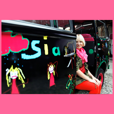Sia fond d'écran possibly containing a sign called Sia