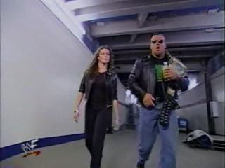 Triple H & Stephanie McMahon