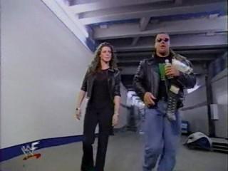 Triple H & Stephanie McMahon