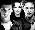 edward-jacob-bella - twilight-series photo