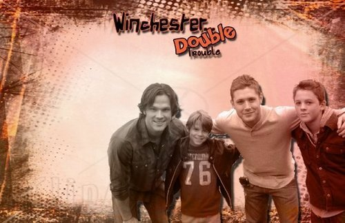 Winchester brothers double trouble