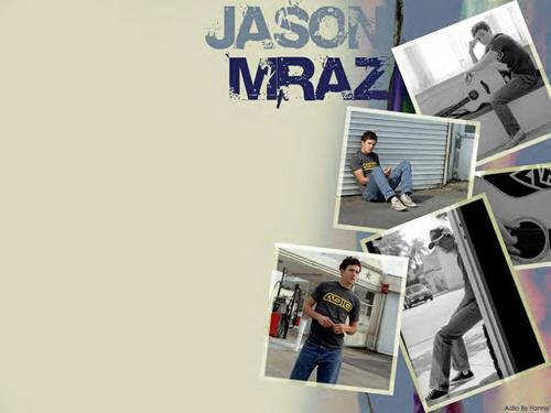 jason mraz wallpaper