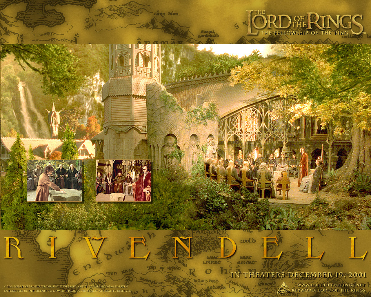 rivendell wallpaper - photo #36