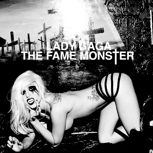 the fame monster - Lady GaGa 522x522