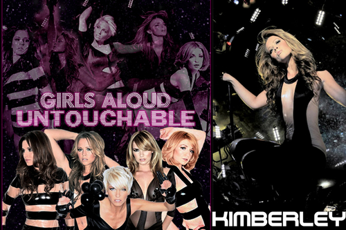 Kimberley Walsh wallpaper probably with a concert and anime called uiou