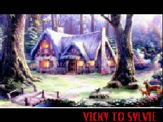 *Sylvie's Sweet Höme* Vicky