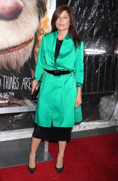 'Where The Wild Things Are' Premiere in New York on October 13, 2009: Catherine Keener