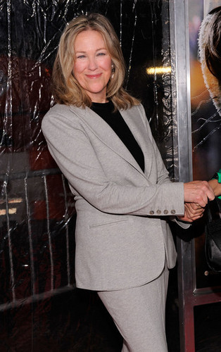 'Where The Wild Things Are' Premiere in New York on October 13, 2009: Catherine O'Hara