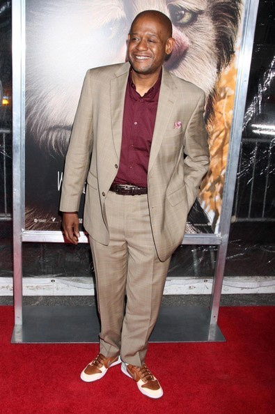 'Where The Wild Things Are' Premiere in New York on October 13, 2009: Forest Whitaker