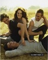 2008 Vanity Fair Outtakes  - twilight-series photo