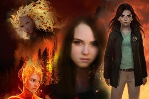 ANNA SOPHIA ROBB THE GIRL ON FIRE!