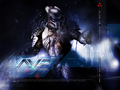 AVP-Scar - predator wallpaper