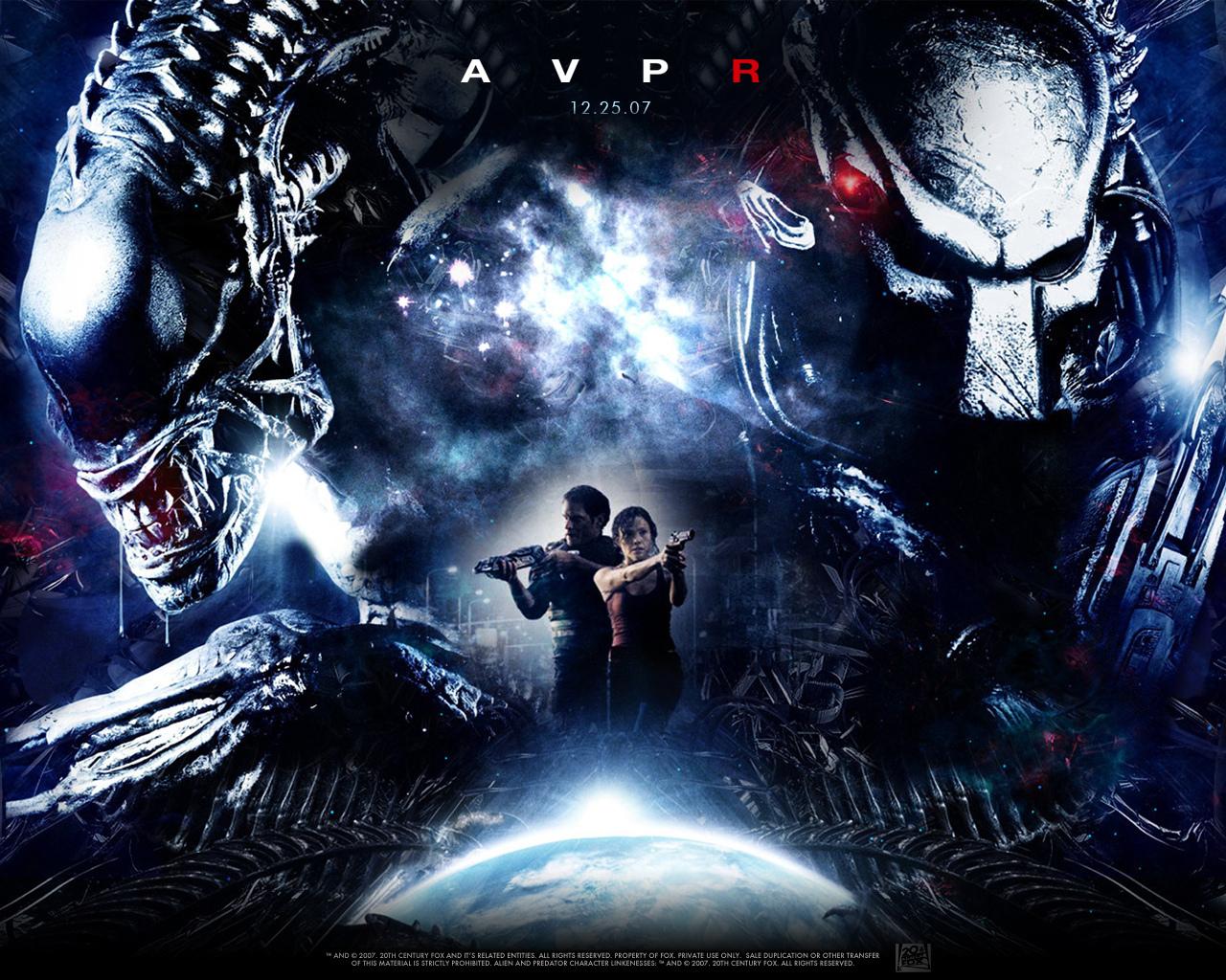 AVPR Aliens vs Predator
